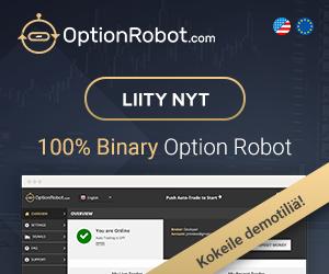 Binary options kokemuksia
